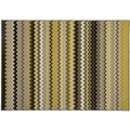 Kayoom Teppich Now! 700 Multi / Gold 160 x 230 cm