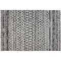 Kayoom Teppich Phoenix 113 Natur / Grau 120 x 170 cm