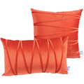Kenda Sand Dekokissen Paulina 125 2er-Set Orange