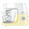 Kenwood KVC 5100Y Chef Sense Limited Edition Weiss-Gelb
