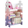 Kidkraft Bücherregal Puzzle - Pastell