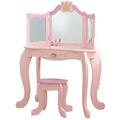 Kidkraft Prinzessinnenfrisiertisch mit Stuhl