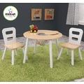 Kidkraft Runder Tisch mit zwei Stühlen