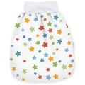 Kindertraum Strampelsack Sterne Bunt 0-6 Monate