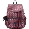 Kipling Basic City Pack S 18 Rucksack 33,5 cm pink chevron