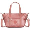 Kipling Basic Plus Art Mini Handtasche 27 cm metallic rust
