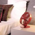 Klein und more Stadler Form Tischventilator Tim, rot
