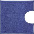 Kleine Wolke Badteppich Kansas Himmelblau 70 cm x 120 cm