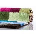 Kleine Wolke Badteppich Cubetto Multicolor 65 cm x 90 cm