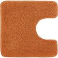 Kleine Wolke Badteppich Relax Rost 47 cm x 50 cm Deckelbezug