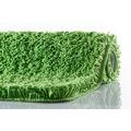 Kleine Wolke Badteppich Trend Kiwigrün