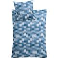Kleine Wolke Bettwäsche Dany Indigo 1-155x220 /1- 80x 80