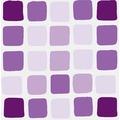 Kleine Wolke Duschvorhang Sonny, Violett 180 x 200 cm (Breite x Höhe)