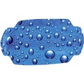 Kleine Wolke Nackenpolster Bubble, Marineblau 32x 22 cm