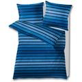 Kleine Wolke Bettwäsche Neapel königsblau 200x135 cm