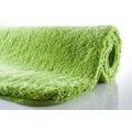 Kleine Wolke Badteppich Relax Kiwigrün 47 cm x 50 cm Deckelbezug