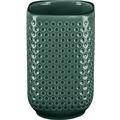 Kleine Wolke Zahnputzbecher Mila, Smaragd 7,5x11x7,5/250ml