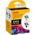Kodak Tinten Kombipack Nr.10B+10C schwarz/color