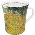 Könitz Becher Les Fleurs Klimt