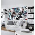 "Komar Digitaldruck Vlies Panel ""Ant-Man - Microverse Color"" 200 x 120 cm"
