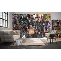 """Komar Digitaldruck Vliestapete """"Avengers Infinity War - Allstars"""" 400 x 250 cm"""