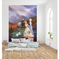"Komar Fototapete ""Frozen spring is coming"" 184 x 254 cm"