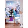 """Komar Fototapete """"Frozen Winter Land"""" 184 x 254 cm"""