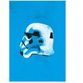 Komar Star Wars Wandbild Star Wars Classic Helmets Stormtrooper 30 x 40 cm