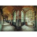 "Komar Stefan Hefele / Lost Places Vlies Fototapete ""Casa della Follia"" 400 x 280 cm"