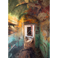 "Komar Stefan Hefele / Lost Places Vlies Fototapete ""GameofColors"" 200 x 280 cm"