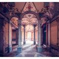 """Komar Stefan Hefele / Lost Places Vlies Fototapete """"Portico"""" 300 x 280 cm"""