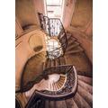 """Komar Stefan Hefele / Lost Places Vlies Fototapete """"Scala Artistica"""" 200 x 280 cm"""