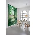 """Komar Stefan Hefele / Lost Places Vlies Fototapete """"Stanza Verde"""" 200 x 280 cm"""