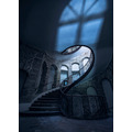 "Komar Stefan Hefele / Lost Places Vlies Fototapete ""The forgotten Chateau"" 200 x 280 cm"