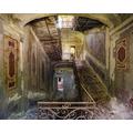 """Komar Stefan Hefele / Lost Places Vlies Fototapete """"Villa Poss"""" 350 x 280 cm"""