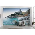 "Komar Vlies Fototapete ""Beach Tales"" 450 x 280 cm"
