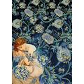 "Komar Vlies Fototapete ""Femme d'Or"" 200 x 280 cm"
