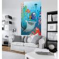 """Komar Vlies Fototapete """"Finding Dory Aquarell"""" 150 x 250 cm"""