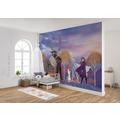 "Komar Vlies Fototapete ""Frozen Autumn Forest"" 400 x 280 cm"