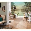 """Komar Vlies Fototapete """"Lac Tropical"""" 400 x 270 cm"""