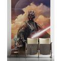 """Komar Vlies Fototapete """"Star Wars Classic Darth Maul"""" 200 x 280 cm"""