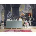 """Komar Vlies Fototapete """"Star Wars Classic RMQ Mos Eisley Streets"""" 500 x 250 cm"""
