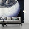 "Komar Vlies Fototapete ""Star Wars Classic RMQ Stardestroyer"" 500 x 250 cm"