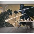"Komar Vlies Fototapete ""Star Wars Classic RMQ Vader vs Luke"" 500 x 250 cm"
