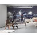 "Komar Vlies Fototapete ""Star Wars Classic RMQ Yavin Hangar"" 500 x 250 cm"
