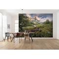 "Komar Vlies Fototapete ""The Last Paradise"" 400 x 280 cm"