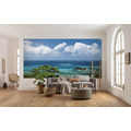 "Komar Vlies Fototapete ""The Sea View"" 400 x 200 cm"