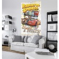 "Komar Vlies Panel ""Cars Take The Open Road"" 120 x 200 cm"