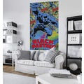 "Komar Vlies Panel ""Marvel Comics Black Panther"" 120 x 200 cm"