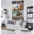 "Komar Vlies Panel ""Star Wars Moments Rebels"" 120 x 200 cm"